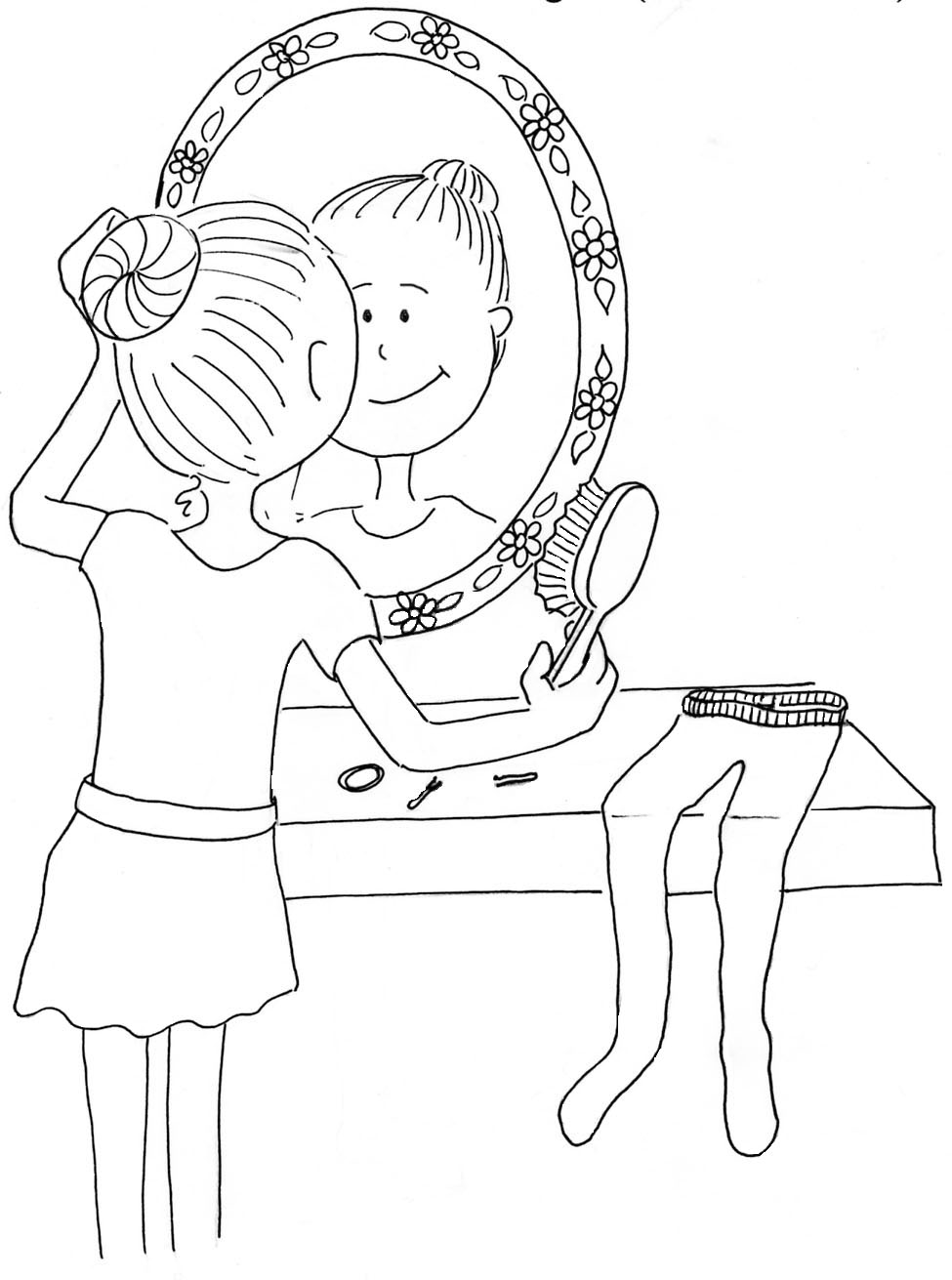 ballet coloring book dance registration dance coloring pages